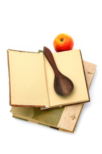 Cookbook And Spoon