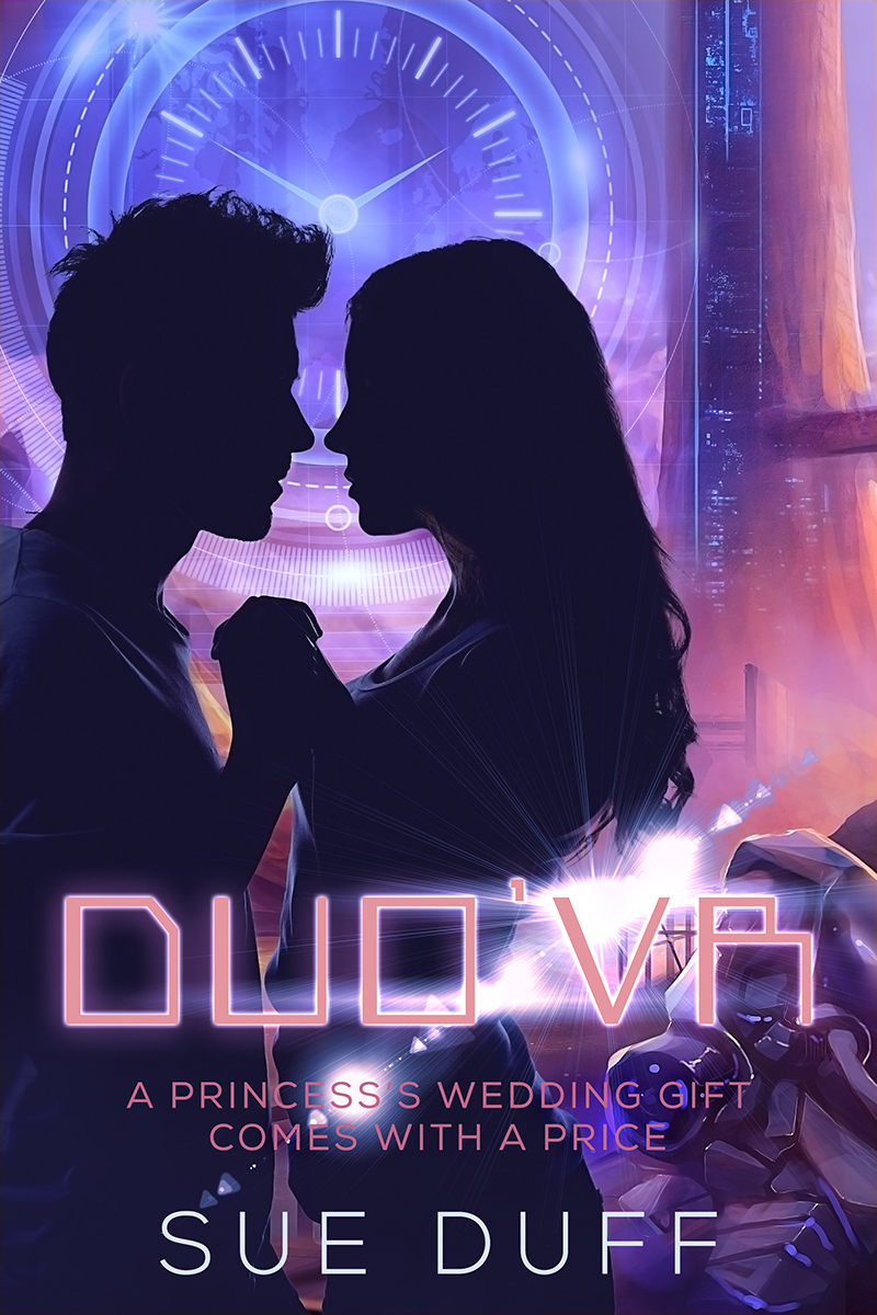 Need a short story YA romance? DUO'VR